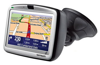 TomTom guides UK drivers through snow