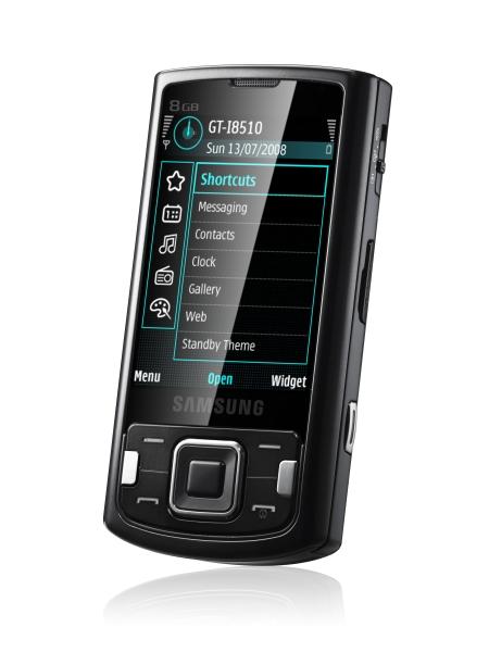 Samsung i8510 Innov8 mobile phone