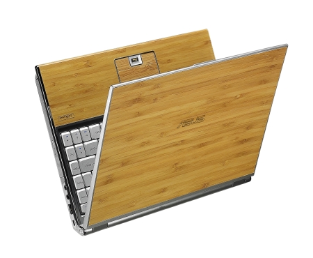 Asus bamboo series notebook