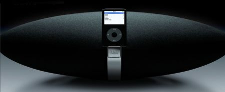 Bowers & Wilkins Zeppelin iPod dock review