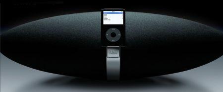 Bowers & Wilkins Zeppelin iPod dock review