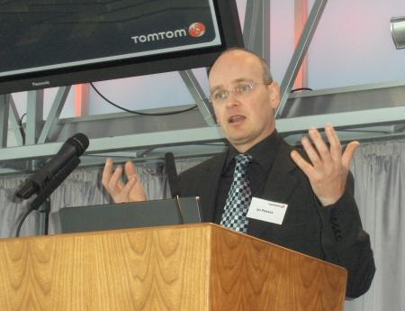Ian Pearson, professional futurologist