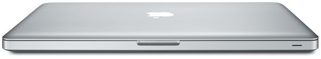 New Apple MacBook Pro launched October 2008