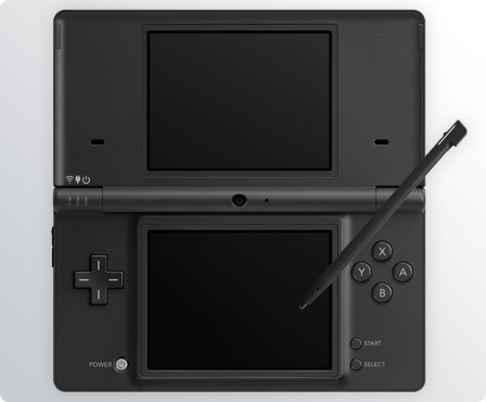 Nintendo DS1 black
