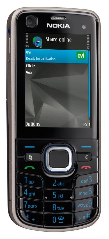 Nokia 6220 Classic mobile phone