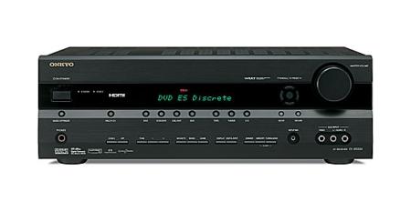 Onkyo TX-SR506 A/V receiver for home cinema