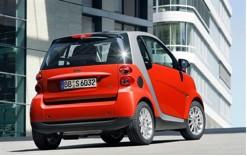 Smart fortwo cdi diesel car