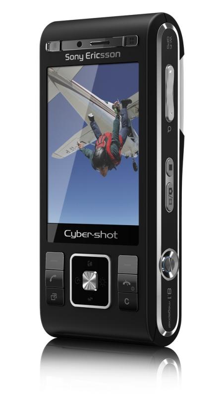 Sony Ericsson C905 mobile handset