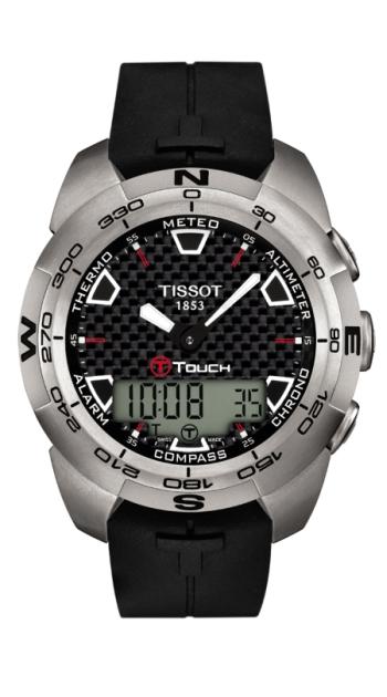 Tissot T-Touch Expert wrist watch