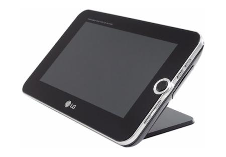 LG DP391B portable DVD player