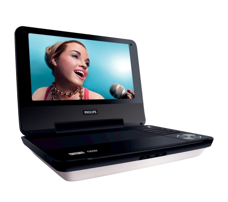 Philips PET940/05 portable DVD player