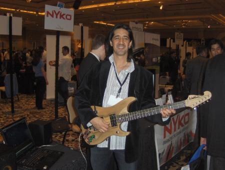 Disneystar USB guitar