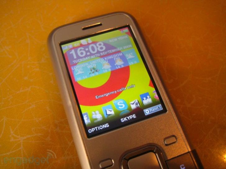 3 INQ1 mobile phone handset