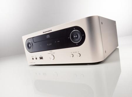 Marantz CD receiver M-CR502 DAB FM AM CD CD-R CD-RW MP3 WMA USB