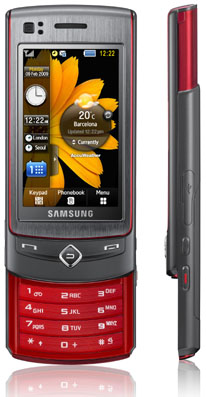 Samsung unveils S8300 Tocco Ultra Smartphone