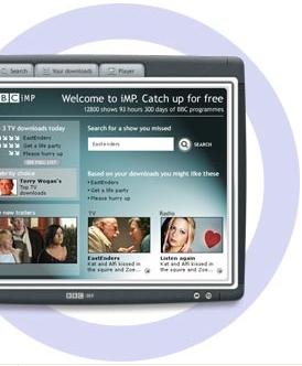 BBC iPlayer high-definition HD content Twitter Jana Bennett Financial Times Digital Media Conference