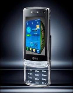 LG-GD900 Mobile World Congress MWC Barcelona CTIA Wireless Las Vegas May 2009 launch
