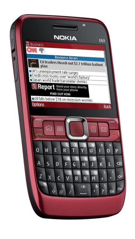Nokia E63 pay as you go Virgin