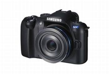 Samsung NX series cameras