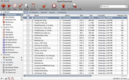 Speed Download software [P]atch.zip Trojan