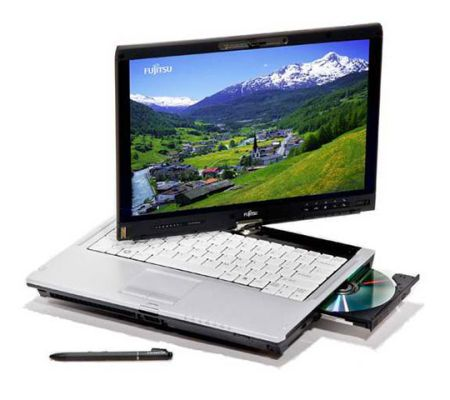 Review Fujitsu Lifebook T5010 Tablet PC