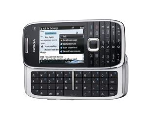 Nokia E75 Eseries UK release