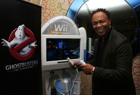 Interview Ray Parker Jr Ghostbusters 118 118 Videogame 19 June Atari Xbox 360 PlayStation 3 ps3 PC W