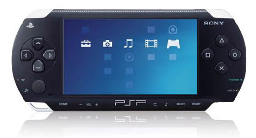 A Sony PSP yesterday