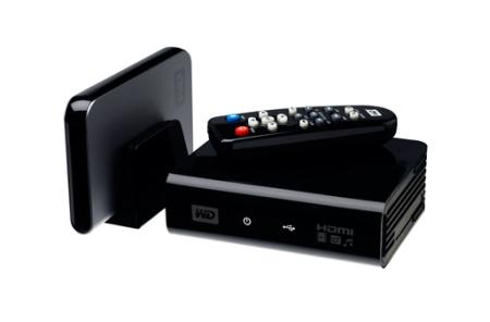 Western Digital Firmware update WD TV HD Media Player