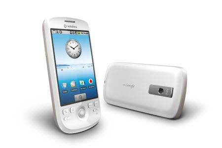 HTC Magic Android touch-screen mobile phone handset