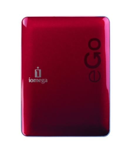 Iomega eGo Portable Hard Drives