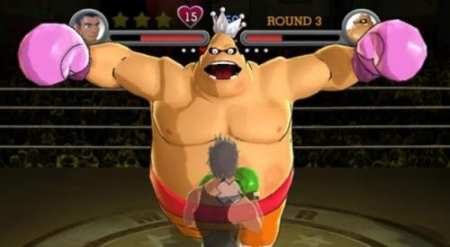 Punch Out!! Nintendo Wii
