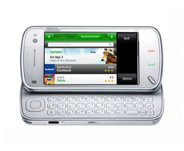 Nokia N97 white Phones4u
