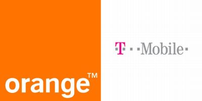 Orange T-Mobile logo