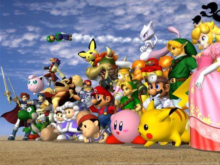 Nintendo Super Smash Bros online user content upload snapshots fight replays level editor