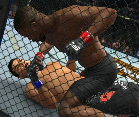Review UFC 2009 Undisputed Ultimate Fighting Championship Xbox 360