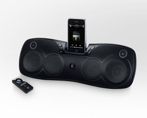 Logitech_ipod_Rechargeable_Speaker_S715i_front