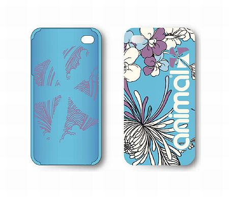 animal_josie_floral_iPhone_4_hard_shell