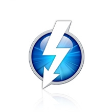Apple Thunderbolt logo