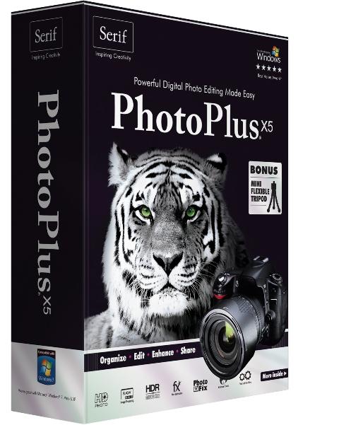 PhotoPlusX5 BSRF