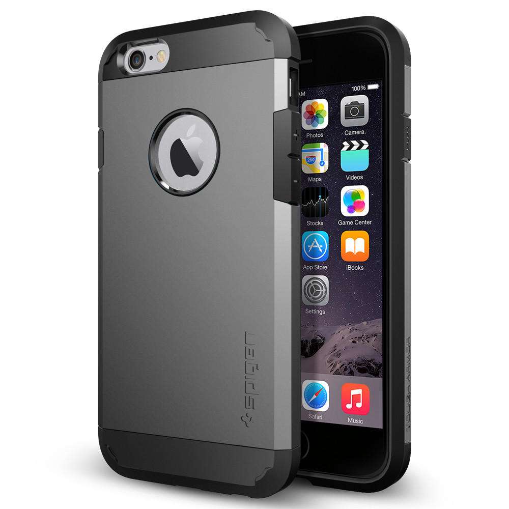 Spigen Tough Armor Series - Best iPhone 6 cases